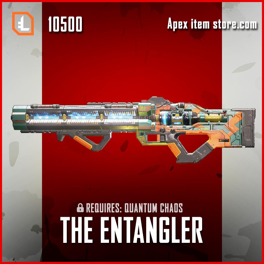 The Entangler Havoc legendary apex legends skin