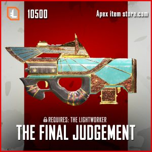 The Final Judgement Prowler legendary apex legends skin