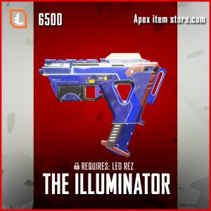 The Illuminator Alternator legendary apex legends skin