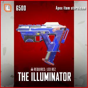 The Illuminator Alternator legendary apex legends skin