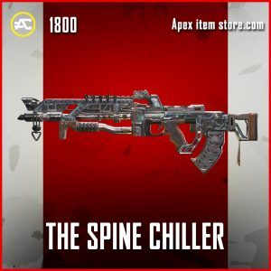 The Spine Chiller Flatline legendary apex legends skin