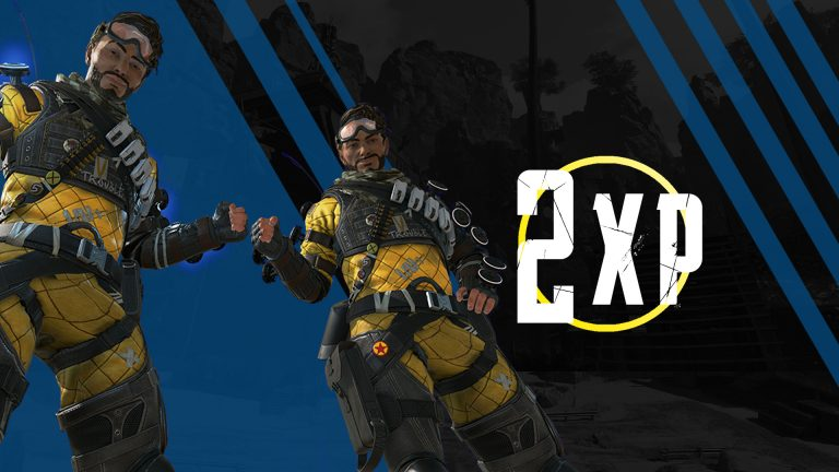 Double XP Weekend!
