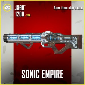 Sonic Empire Havoc Legendary Apex Legends Skin