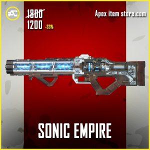 Sonic Empire Havoc Legendary Apex Legends Skin
