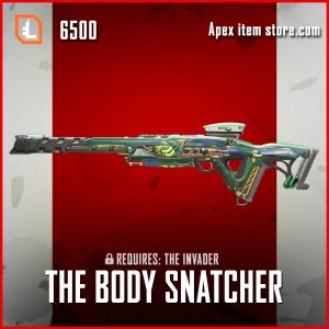 The Body Snatcher triple Take Legendary apex legends skin