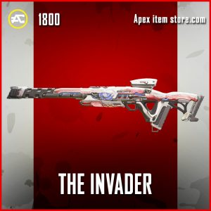 The Invader Triple Take Legendary apex legends skin