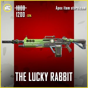 The Lucky Rabbit legendary Devotion skin apex legends sale
