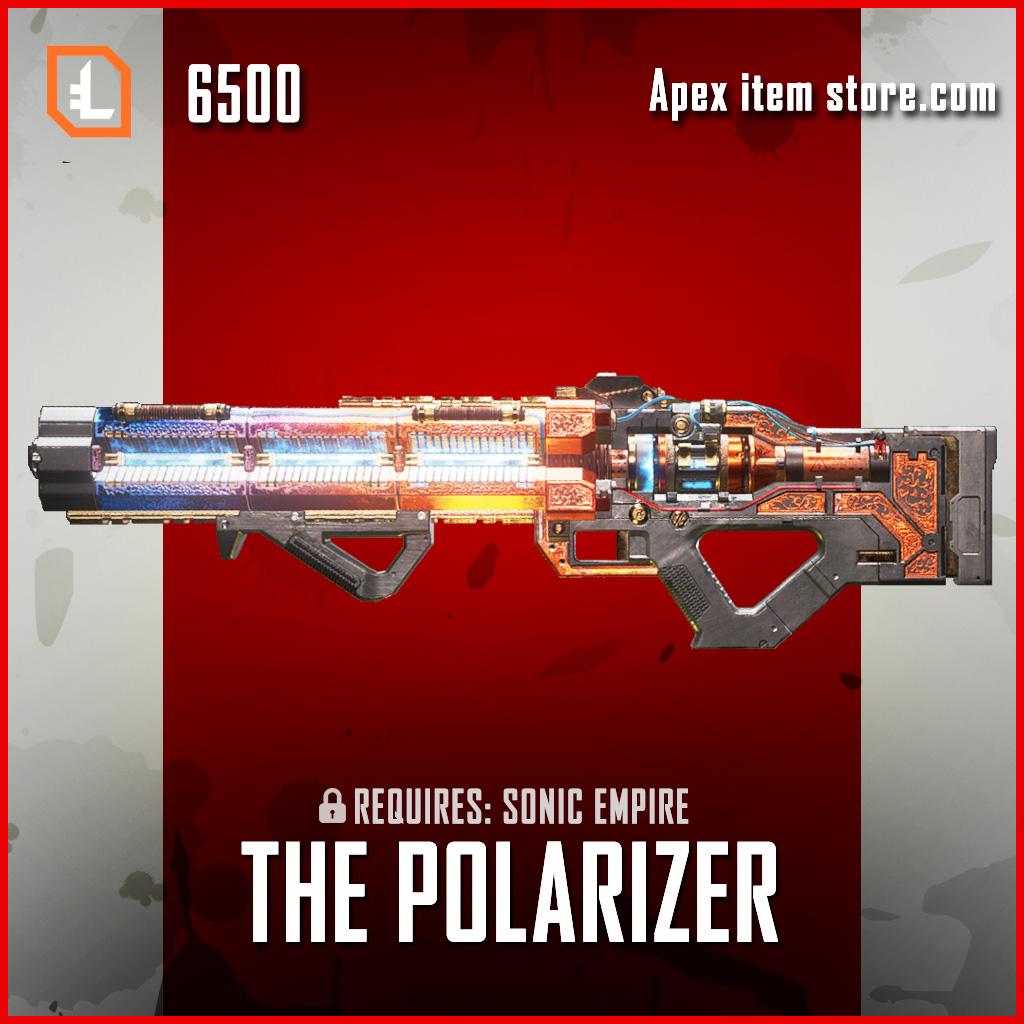 The Polarizer Havoc Legendary Apex Legends Skin