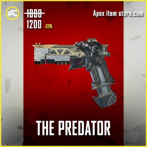 The Predator RE-45 apex legends skin