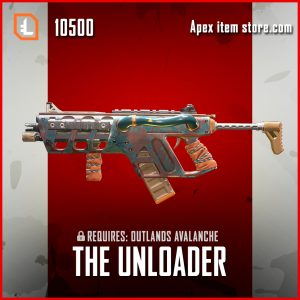 The Unloader R-99 Apex legensd skin