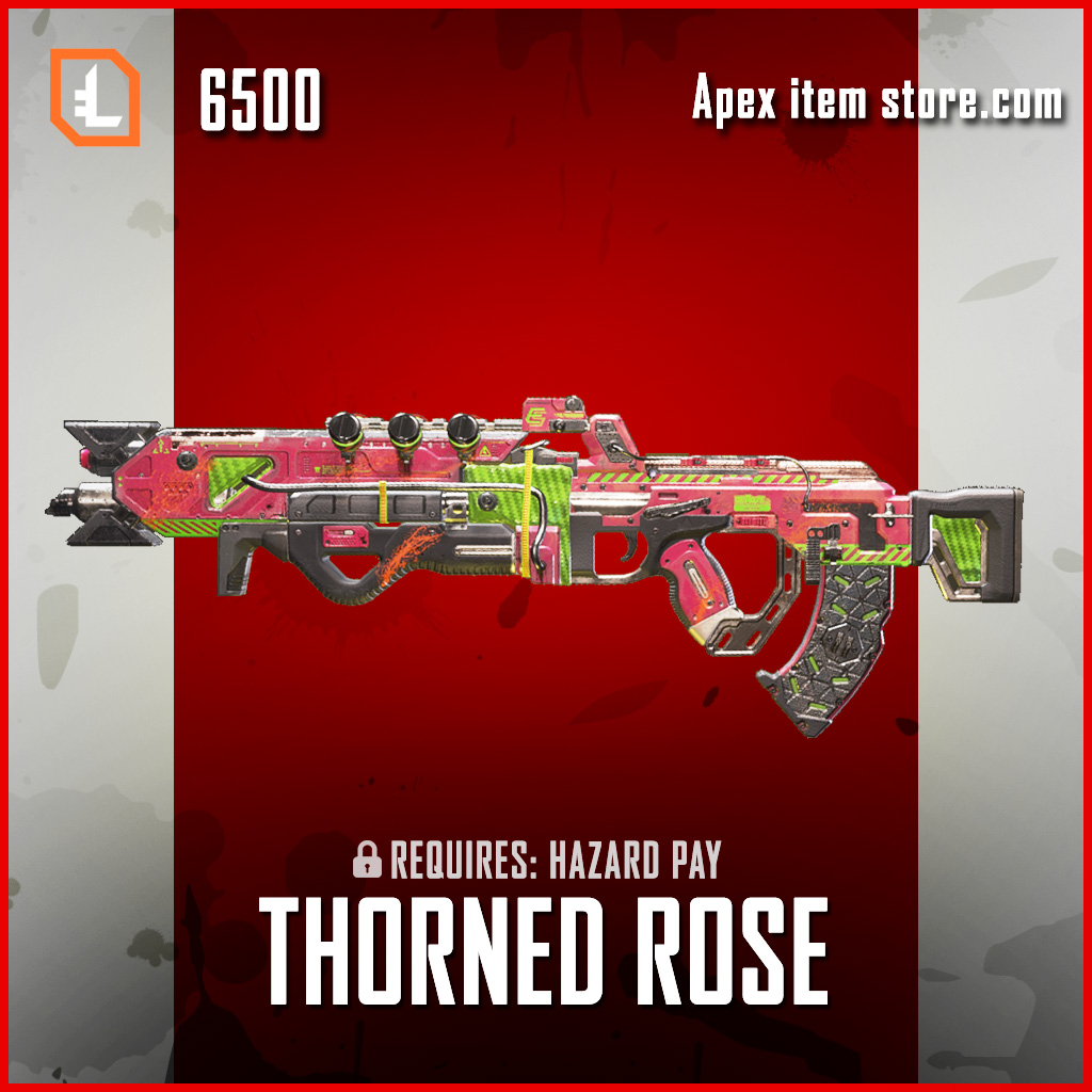Thorned-Rose