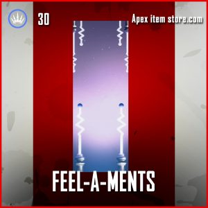 Wattson Banner Frame rare apex legends