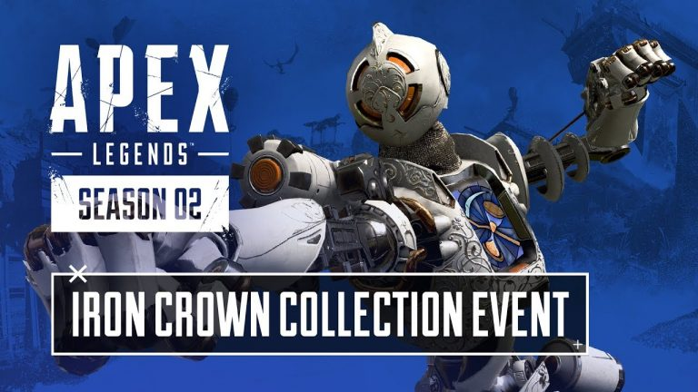 Iron Crown Event – Patch 1.16 Apex Legends