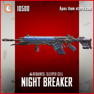 Night Breaker Longbow Legendary apex legends skin