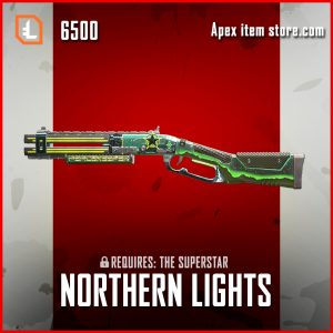 Nothern Lights Peacekeeper apex legends skin