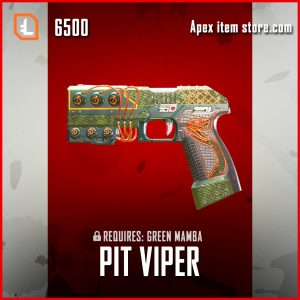 Pit Viper P2020 Apex Legends skin