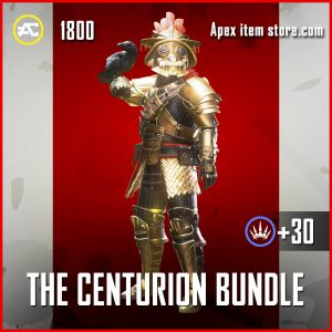 The Centurion Bundle Bloodhound Legendary Apex Legends skin