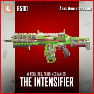 The Intensifier Hemlok legendary apex legends skin