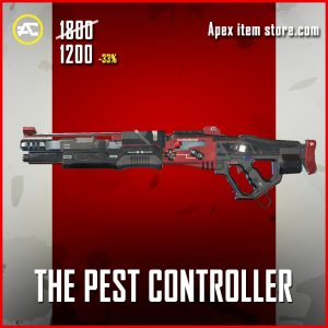 The Pest Controller mastiff apex legends skin