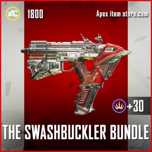 The Swashbuckler Bundle Alternator Apex Legends skin