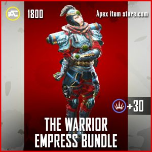 The Warrior Empress Bundle Wattson apex legends skin