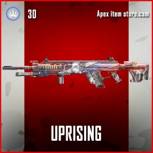 Uprising Longbow rare apex legends