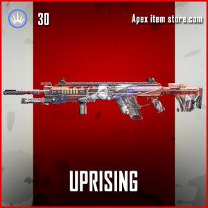Uprising Longbow rare apex legends