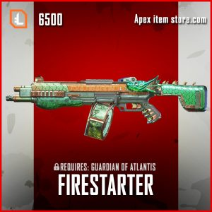 Firestarter EVA-8 AUTO legendary apex legends skin