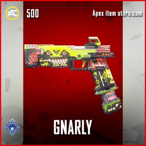 Gnarly RE-45 Rare Apex Legends Skin