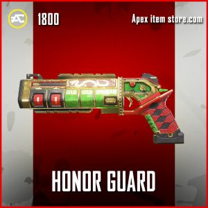 Honor Guard Mozambique apex legends skin