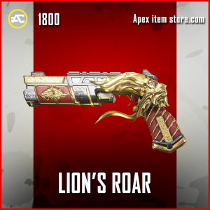 Lion's Roar Mozambique legendary apex legends skin