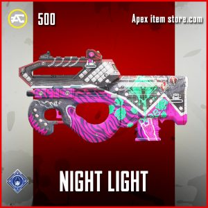Night Light Prowler Rare Apex Legends Skin