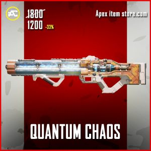 Quantum Chaos Havoc legendary apex legends skin