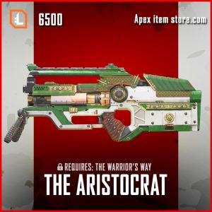 The Aristocrat L-Star Legendary apex legends skin