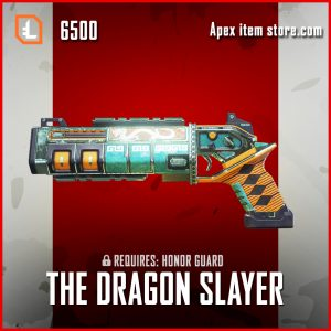 The Dragon Slayer Mozambique apex legends skin