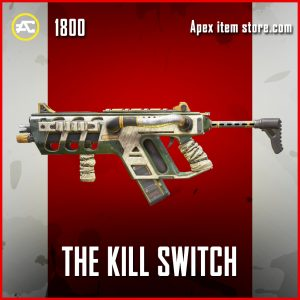 the kill switch legendary r-99 apex legends