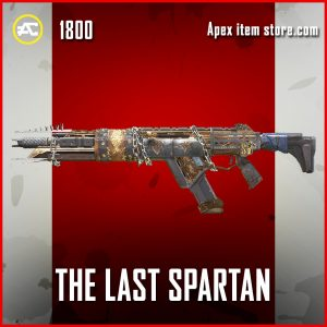 The Last Spartan R-301 Apex Legends Legendary skin