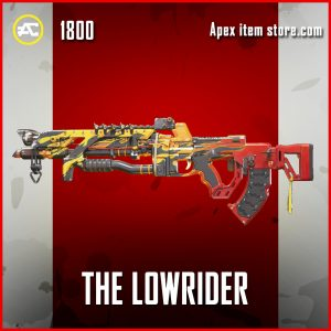 The Lowrider Flatline Apex legends skin