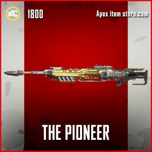 The Pioneer Kraber Apex Legends skin