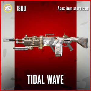 Tidal Wave Devotion Legendary apex legends skin