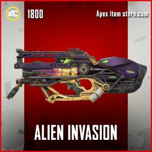 Alien Invasion L-Star legendary apex legends skin