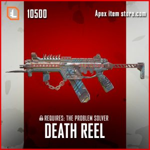 Death Reel legendary apex legends R-99 gun skin