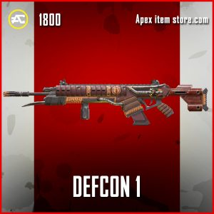 Defcon 1 longbow apex legends skin