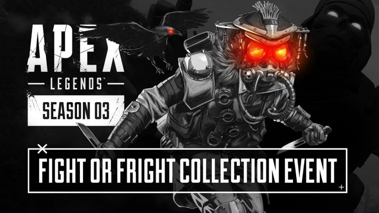 Fight or Fright Collection Trailer – Apex Legends Event Info