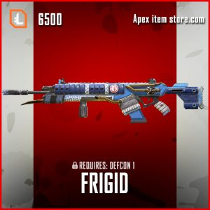 Frigid longbow apex legends skin