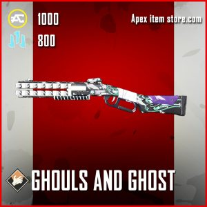Ghouls and Ghosts Peacekeeper Apex Legends Skin