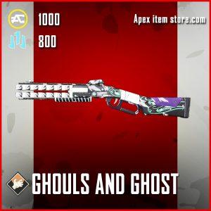 Ghouls and Ghosts Peacekeeper Apex Legends Skin