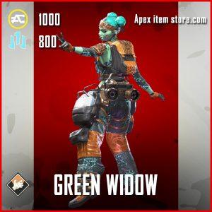 Green-Widow