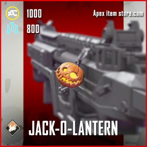 Jack-o-Lantern jack o lantern epic apex legends weapon charm
