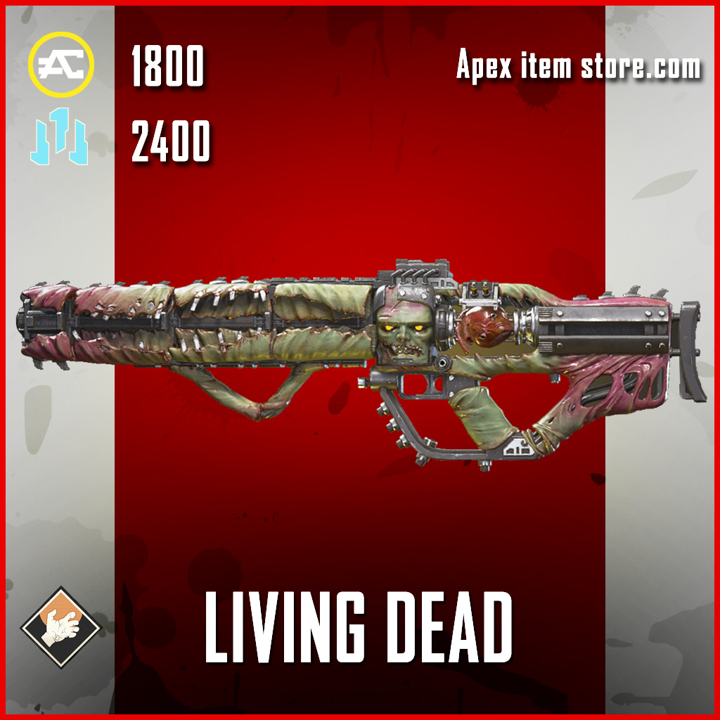 Living Dead Havoc Legendary apex legends skin